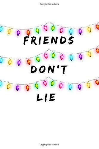 Friends Don't Lie: Stranger Things Inspired Christmas Lights