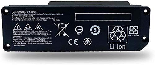 ANTIEE 061384 Speaker Batteria per Bose Soundlink Mini Bluetooth Wireless Speaker (I One Model) 061386 063287 Series Haut-Parleur sans Fil Battery 7.4V 21.46Wh