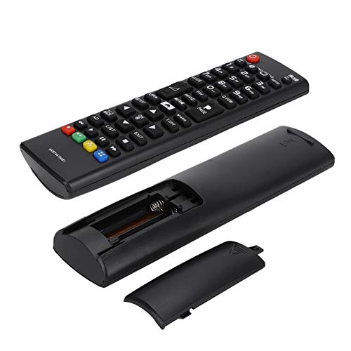 DAUERHAFT Controlador de Smart TV con Control Remoto Respuesta rápida Ahorro de energía para TV LCD LED