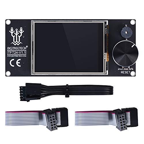 BIGTREETECH TFT24 V1.1 Grafik-Smart-Display Controller-Board für 3D-Drucker Rampen, 1.4 RepRap-3D-Drucker, kann zwei Arbeitsmodi ausgewählt werden