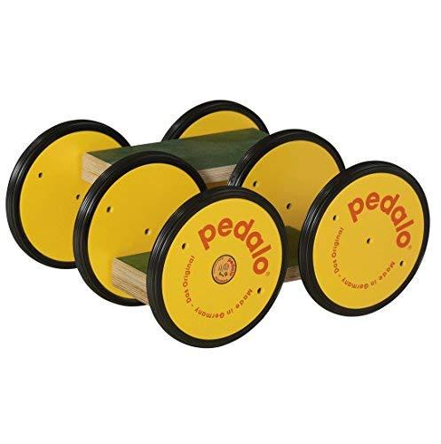 pedalo Classic I Doppelpedalo I Gleichgewichtstrainer I Koordination I Balance I Kinder I Erwachsene