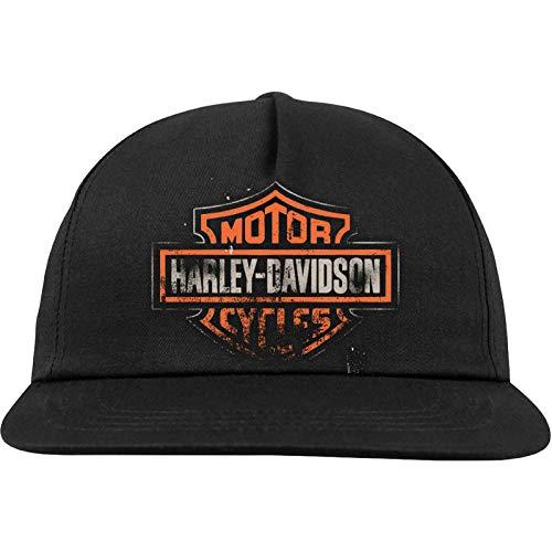 HARLEY-DAVIDSON Patina Sixties Bar & Shield Logo Baseball Cap Schirmmütze
