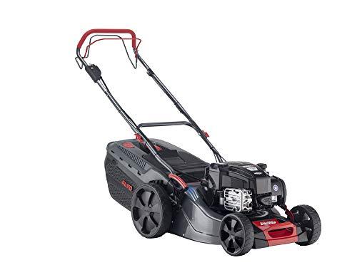 AL-KO Benzin-Rasenmäher Comfort 46.0 SPI-B, 46 cm Schnittbreite, 2.2 kW Motorleistung, robustes Stahlblechgehäuse, Hinterradantrieb, Mulchfunktion, Elektrostart