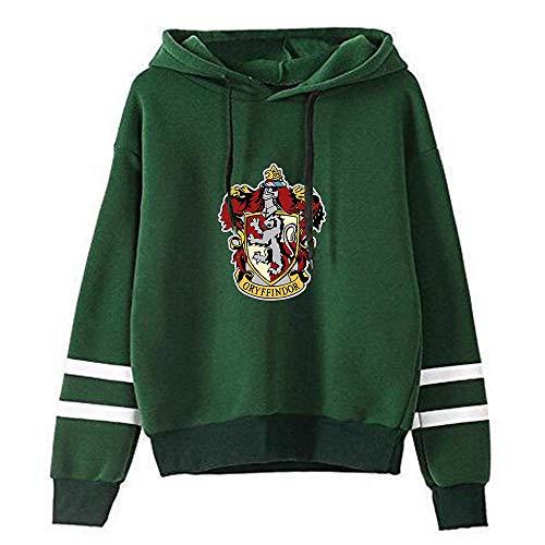 Unisex 3D gedruckte Harry Potter Hoodie Sweater Cosplay Kostüm Sweatshirt-A_L
