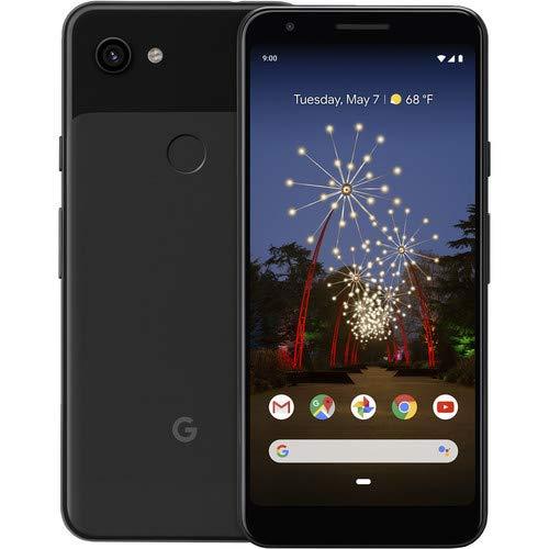 Google Pixel 3a (Just Black, 64 GB) (4 GB RAM)