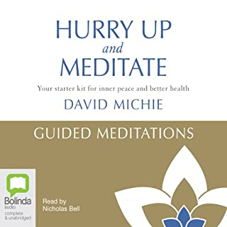 Hurry Up and Meditate: Guided Meditations cover art