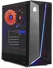 NITROPC - PC Gamer VX *REBAJAS* (CPU Ryzen 3, 4N x 3,90Ghz, T. Gráfica Nvidia GTX 1650 4GB, SSD 480GB, Ram 16GB, Windows 10 preliminar) + WIFI de regalo. pc gamer, pc gaming, pc para juegos, ordenador juegos