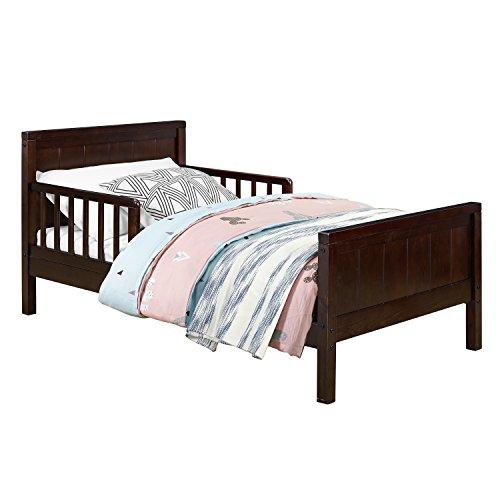baby relax boy beds Dorel Asia WM3239E Toddler Bed, Espresso