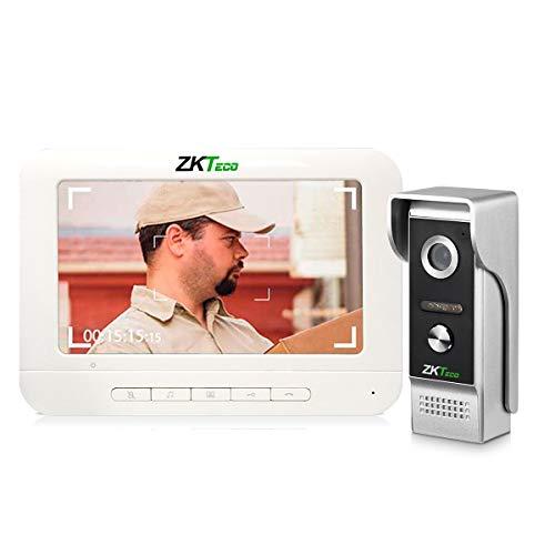 Sistema De Camaras De Seguridad marca ZKT eco
