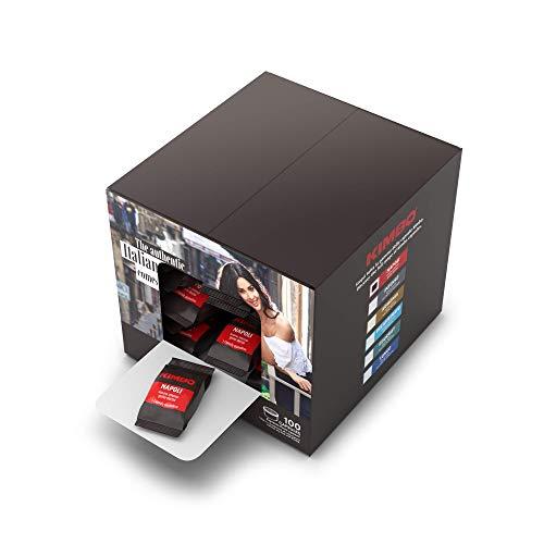 Kimbo Capsule Napoli Compatibili Lavazza Espresso Point, 100 Capsule - 700 g
