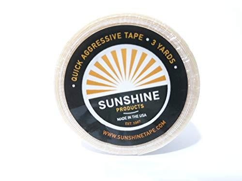 Fita Adesiva para prótese capilar Sunshine Agressivo Tape