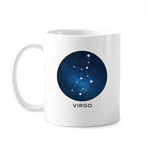 Tasse Sternzeichen Jungfrau Keramik Kaffee Porzellan Tasse Geschirr