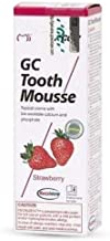 GC Mousse 40g Tube - 1 Pcs - Strawberry Toothpaste