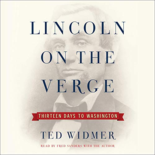 Lincoln on the Verge audiobook cover art