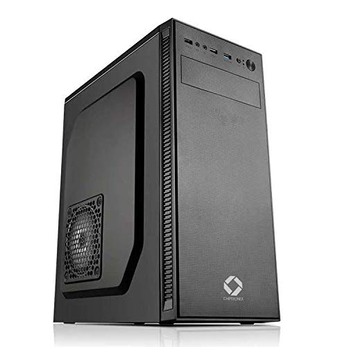 CHIPTRONEX R3 Mid Tower Cabinet with SMPS (Power Supply) ATX case