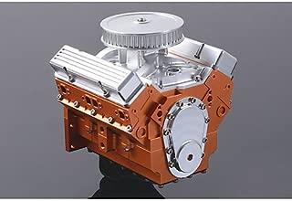 1/10 scale v8 engine