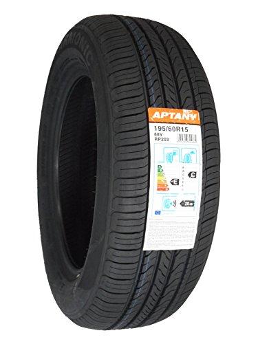Aptany 195/60 R15 88V RP203-60/60/R15 88V - C/E/70dB - Neumáticos Verano (Coche)
