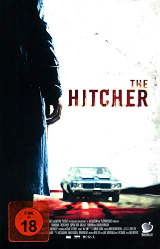 The Hitcher - Limited Edition - limitiert auf 144 Stück (+ Audio-CD/+ Booklet) - Große Hartbox [Blu-ray]