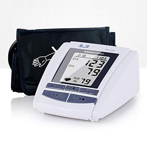 QIDI Blutdruckmessgerät Haushalt Armtyp Komplett Automatisch Elektronisch Licht