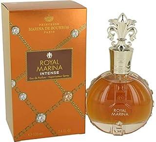 Royal marina intense by marina de bourbon for women 100 ml - eau de parfum
