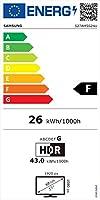 "Samsung Smart Monitor M5 (S27AM502), Flat 27"", 16:9, 1920x1080 (Full HD), Piattaforma Smart TV (Amazon Video, Netflix), Airplay, Mirroring, Office 365, Wireless Dex, Casse Integrate, WiFi, HDMI, USB #10"