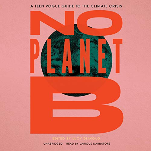 No Planet B Audiobook By Lucy Diavolo cover art