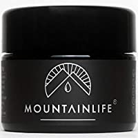 Mountainlife Natural Shilajit Resin | UK Lab Tested | (30g) - 3 Month Supply | Vegan Accredited | Herbal & Mineral...