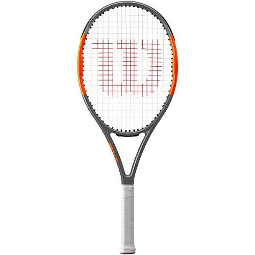 Wilson Burn Team 100 Lite Tennis Racquet - Unstrung (4 1/8)