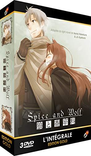 Spice and Wolf-Intégrale Saison 1-Edition Gold (3 DVD + Livret)