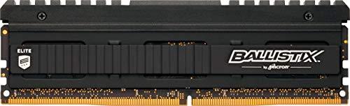 Crucial Ballistix Elite BLE8G4D36BEEAK 8GB Desktop Gaming Speicher (3600 MHz, DDR4, DRAM, CL16)