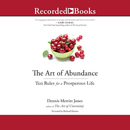 The Art of Abundance audiobook cover art
