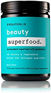 Bobbi Brown Evolution_18 Beauty Supplements! Formulated with Clean and High-Quality Ingredients! Enhance Gorgeous Skin, Strong Nails & Shinier Hair! Choose Your Beauty Supplements! (Beauty Superfood)