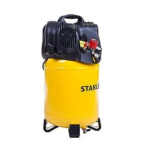 41arTXQRSYL. SS300  - Stanley D200/10/24 - compresor de aire eléctrico, amarillo/negro