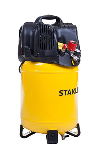 Stanley D200/10/24 - compresor de aire eléctrico, amarillo/negro