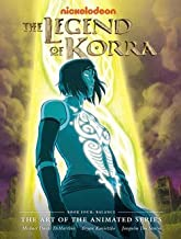 Michael Dante DiMartino: The Legend of Korra : The Art of the Animated Series, Book Four: Balance (Hardcover); 2015 Edition