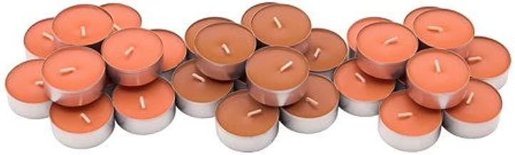 SINNLIG  Scented tealight Peach and orange//orange//30 pack