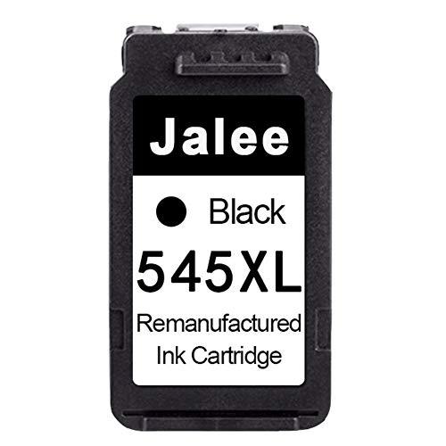 Jalee Negro Cartuchos de Tinta refabricado para Usar en Lugar de Canon 545 XL 545XL Compatible para Canon PIXMA MX495 TS3150 MX490 TS205 TS305 TR4550 TR4551 MG2900 MG3050 MG3051 MG3052 MG3053 iP2850