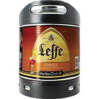 Une bière raffinée et délicate en fût de 6 litres pour machine Perfectdraft ! Au nez, elle révèle des arômes d'épices, de malt grillé et d'écorces d'orange pour des saveurs riches et délicatement amères dans un équilibre parfait. Elle mêle le rafraîc...