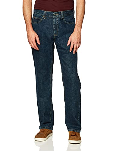 Lee Men's Relaxed Fit Straight Leg Jean, Tomas, 40W x 30L