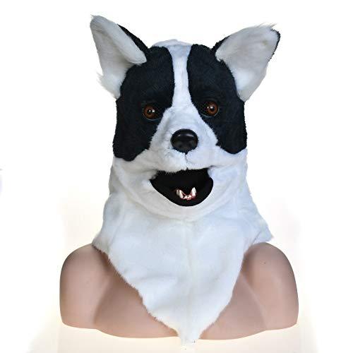 BAIJIAXIUSHANG-MASK Máscaras Animales de Novedad Máscaras