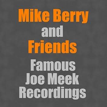Famous Joe Meek Recordings