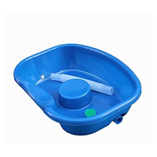 XGYUII Duschsystem Shampoo Basin Bedside-Bett-Wäsche-Haar im Bett Medical Patient Care Shampoo Basin Medizinische Patientenversorgung Shampoo Basin