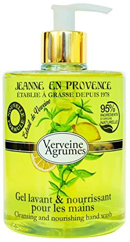JEANNE EN PROVENCE Gel Lavant Mains Verveine 500 ml