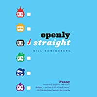 Openly Straight audio book