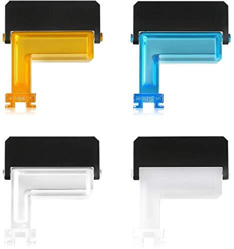 Mcoplus - diffusore per flash, DF6500, 4 in 1, multicolore, portatile, per evitare la luce soffusa, per fotocamera Sony A6500 / A6300 / A6000