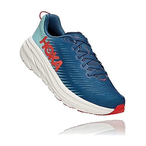 HOKA one one(ホカ オネオネ) メンズ ロード ランニングシューズ RINCON 3 WIDE (リンコン 3 ワイド) 1121370 【ランニング ジョギング マラソン トレーニング フィットネスジム 靴 男性】