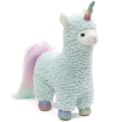 "GUND Cotton Candy Plush Stuffed Llamacorn 11"" Now $8.99 (Was $20)"