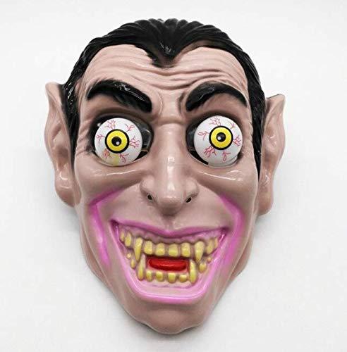 Máscara Drácula Vampiro Festas