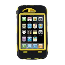 OtterBox Defender Case for iPhone 3G, 3GS (Yellow&Black) [輸入品]