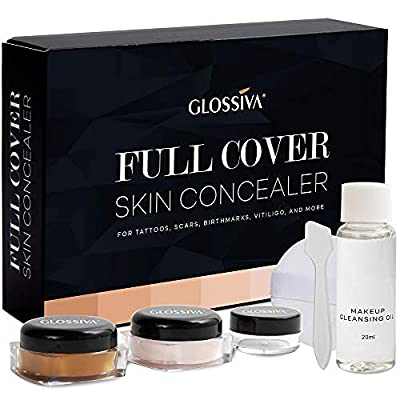 Glossiva Tattoo Concealer Skin